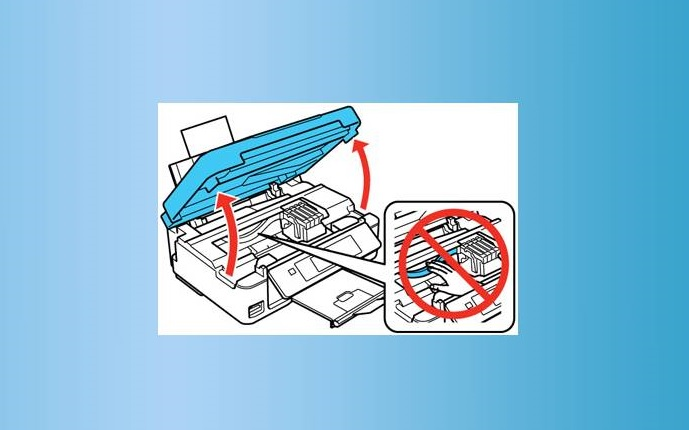Fix HP Cartridge Failure Error Message